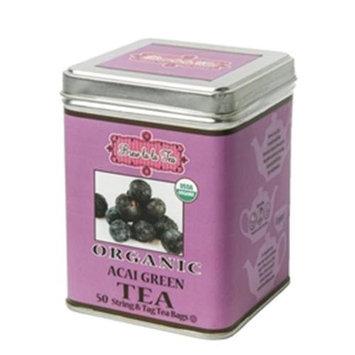 Brew La La - Organic Green Tea Acai - 50 Tea Bags