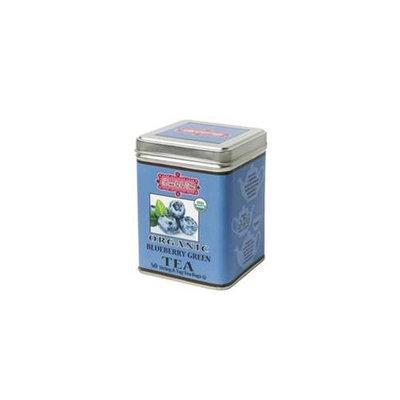 Brew La La - Organic Green Tea Blueberry - 50 Tea Bags