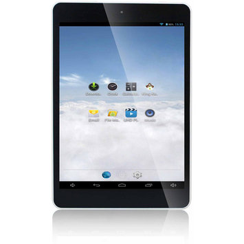 IVIEW-785Q- 7.85a€ Quad Core Android 4.4 GMS Certified tablet with Intel Inside includes carrying case