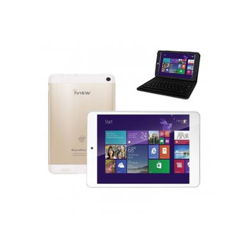 IVIEW-785QW- 7.85a€ Windows 8.1 tablet with Quad Core Intel Inside with Bluetooth Keyboard Case