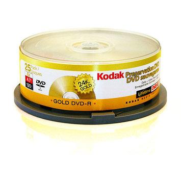 Kodak Gold Preservation 8x DVD-R Media