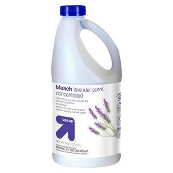up & up Bleach Lavender Scent Concentrated 64 oz