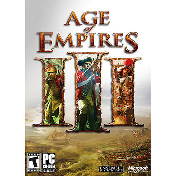 Micro Innovations Microsoft AGE OF EMPIRES III DVD BOX CD