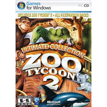 Microsoft Corp. PC - Microsoft Zoo Tycoon 2 Ultimate Collection