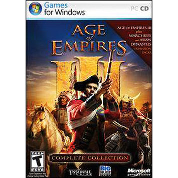 Micro Innovations Microsoft Age of Empires III: Complete Collection