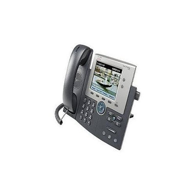 Cisco Unified IP Phone 7945G - VoIP phone - with 1
