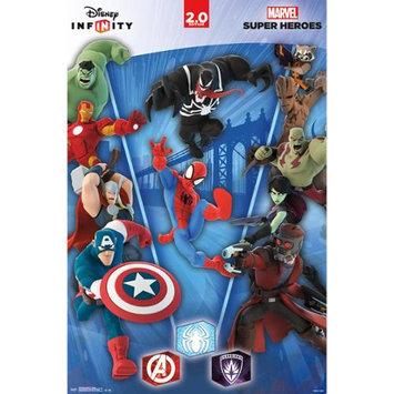 Trends International Disney Infinity 2.0(Tm) Collage Poster 22