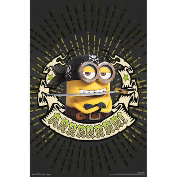 Trend Poster - Despicable Me - Minions Arr New Wall Art 22x34 rp13951