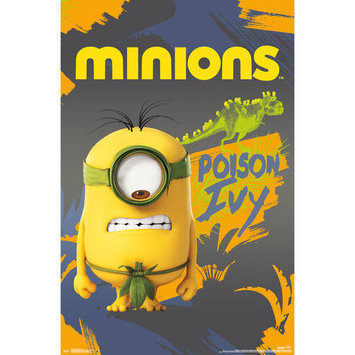 Trend Poster - Despicable Me - Minions Poison Ivy New Wall Art 22x34 rp13952