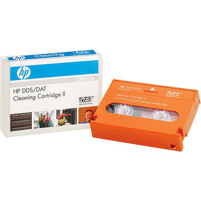 Hewlett Packard Dds/dat Cleaning Cartridge Ii Hewc8015a 12h140