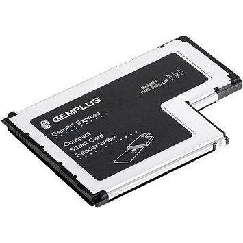 Lenovo Gemplus 41N3043 ExpressCard slot Smart Card Reader