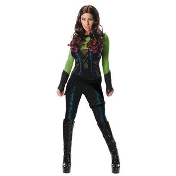 Rubies Guardians Of The Galaxy Marvel Deluxe Gamora Adult Costume