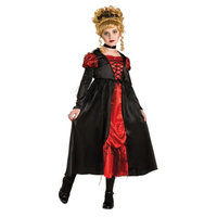 Rubies Fancy Dress Costume Vampiress Costume CHILD UK LARGE