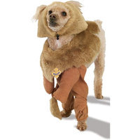 Cowardly Lion Pet Costume Rubies 885914, Medium