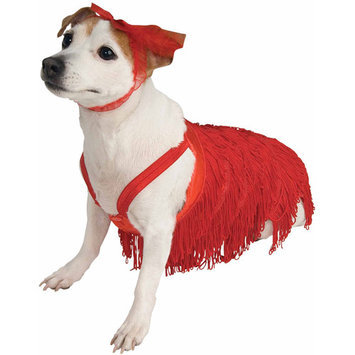 Flapper Pet Costume Size Small