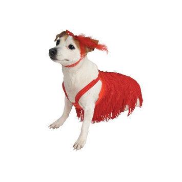 Flapper Dog Costume X-LARGE
