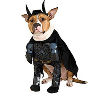 Spirit Halloween Dark Knight Batman Pet Costume