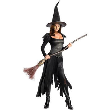Rubies Wizard of Oz Wicked Witch of the West Adult Costume - Small 887171