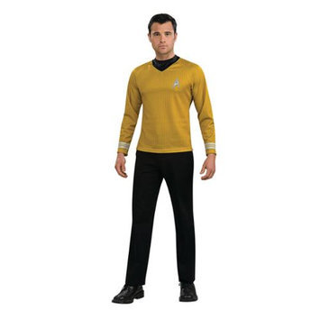 Adult Economy Captain Kirk Uniform Rubies 889117 887360, Small
