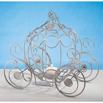 Fairytale Dreams Centerpiece Silver