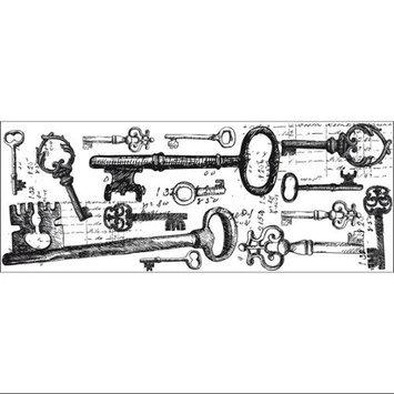 Kaiser Craft Timeless Clear Stamps-Keys