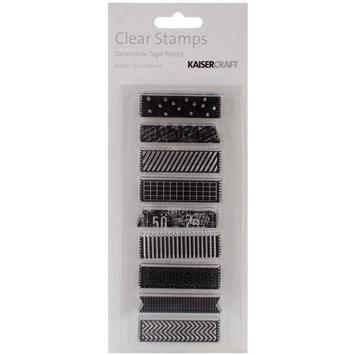 Kaisercraft Texture Clear Stamps 2