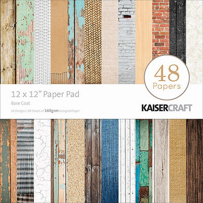 NOTM103061 - Kaisercraft Paper Pad 12