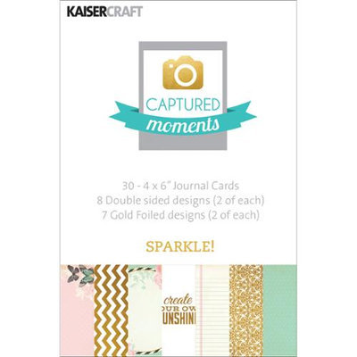Kaisercraft Captured Moments Double-Sided Cards 6