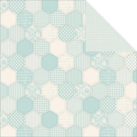 Kaisercraft NOTM440603 - Pitter Patter Double-Sided Cardstock 12