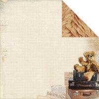 Kaisercraft NOTM102480 - Teddy Bears Picnic Double-Sided Cardstock 12