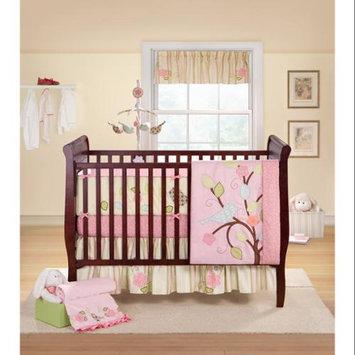 BananaFish Love Bird 3-piece Crib Bedding Set