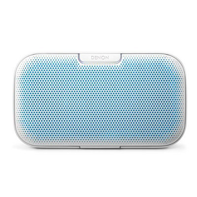 Denon DSB200 Envaya Wireless Bluetooth Speaker with aptX (White)