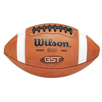 Wilson Sports Youth Football - Wilson GST TDY Composite Leather