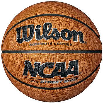 Wilson Sports wtb0947id NCAA Street Shot Youth Size Basketball