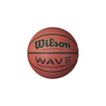 Wilson Sporting Goods Co. Wilson NCAA Wave Official Game Basketball