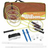 WILSON Expandable Badminton Set