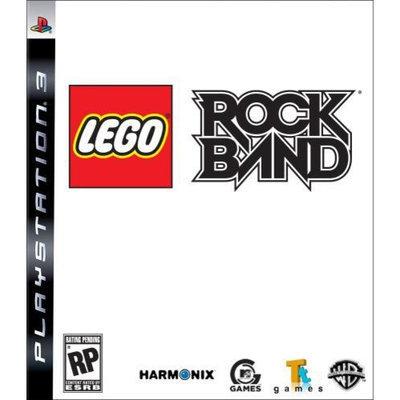 Warner New Media Warner Bros Lego Rock Band (Playstation 3)