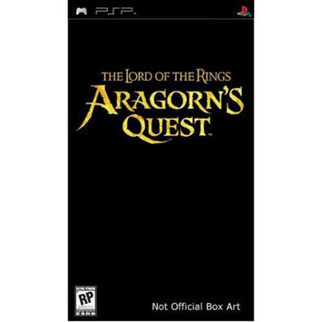 Whv Games PSP - The Lord of the Rings: Aragorn's Quest