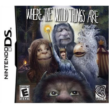 Whv Games Where The Wild Things Are from Warner Bros.
