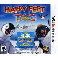 Warner Brothers WARNER HOME VIDEO GAMES 1000181528 HAPPY FEET TWO NINTENDO 3DS