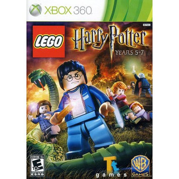Warner Press Warner Brothers Lego Harry Potter: Years 5-7