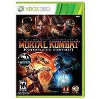 Warner Brothers Mortal Kombat Komplete Edition from Warner Bros.