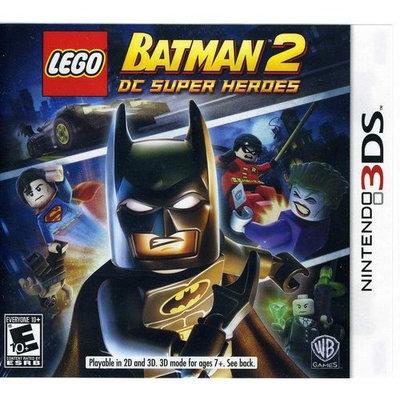 Warner Brothers LEGO Batman 2 Super Heroes 3DS