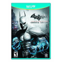 Whv Warner Bros. Batman: Arkham City-Armored Edition Wii-U