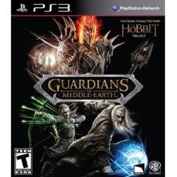 Warner New Media Warner Bros. 1000312582 Guardians of Middle Earth for Playstation 3