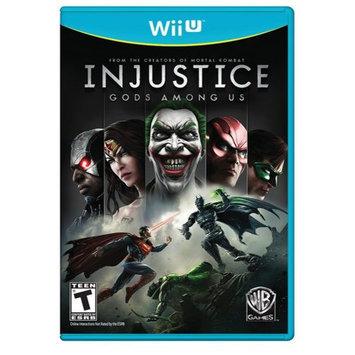 Warner Brothers Injustice: Gods Among Us WiiU