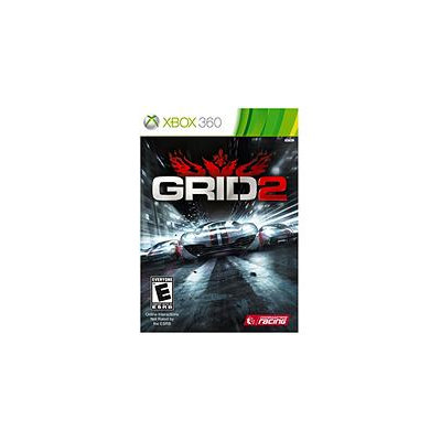 Codemasters Grid 2 Xbox 360 Game Warner Bros. Studios