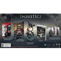 Warner Brothers Warner Bros 883929294039 Injustice: Gods Among Us for PlayStation 3
