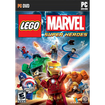 Warner New Media Warner Bros. 1000381329 Lego Marvel Super Heroes Pc