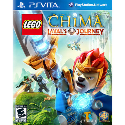 Warner New Media Lego Legends Of Chima: Laval's Journey - PS Vita